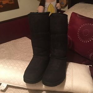 Used but in good condition UGG tall boots